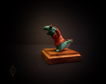 Figurine Art toy - Gekkota invested - single
