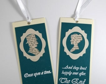 Handmade Bookmark Set - Happily Ever After
