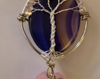 Tree of Life Pendant - Owlish Love