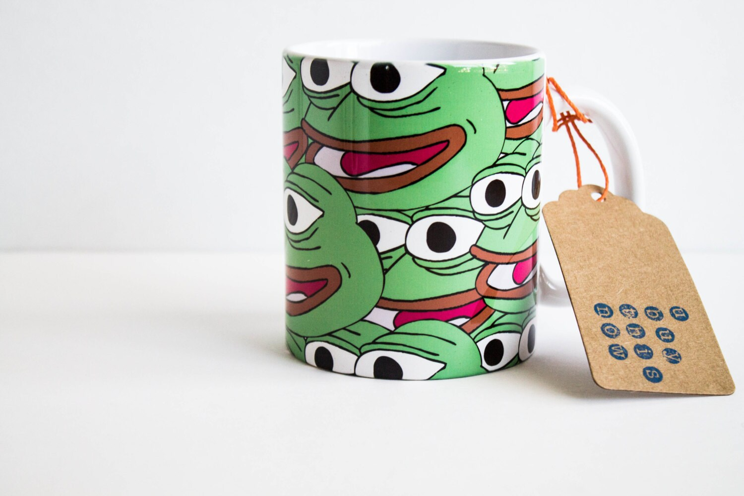 Pepe The Frog Pepe The Frog Coffee Mug Pepe The By Ubuythisnow