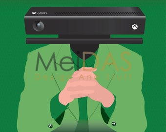 The Puppetmaster Series - Xbox A3 Gaming Poster (Individual)