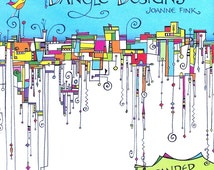 Dangle Designs - Zenspirations - extended workbook edition