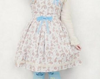 Springtime Fox Lolita JSK