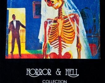 Halloween Ready 'Skeleton Bride' T-Shirt