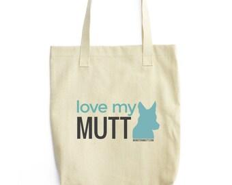 Love My Mutt Tote