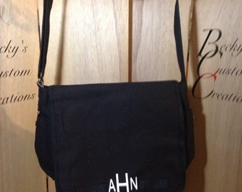 Personalized Messanger Bag