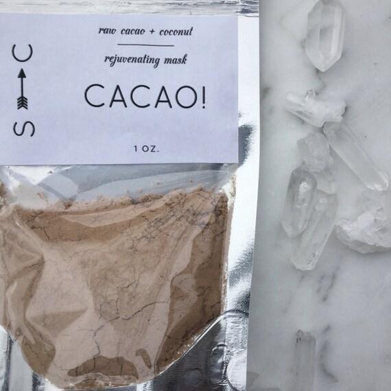 Cacao! Rejuvenating Mask+ Scrub