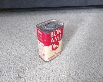 Vintage Bon Ami Tin