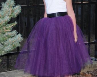 Soft Tulle skirt, flower girl tutu,Soft Tulle, Bridal, Weddings, Flower Girls CUSTOM sewn tutus