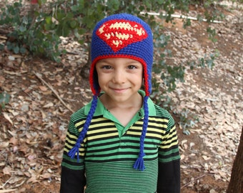 Superman Hat
