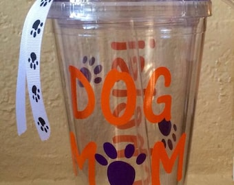 Personalized Dog Mom Cup