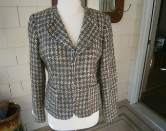 Women's Tweed Jacket - Made in Canada