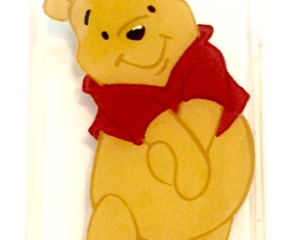 HAND PAINTED Winnie the Pooh Phone Case