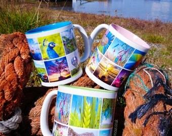 Colourful Photograpic Mug