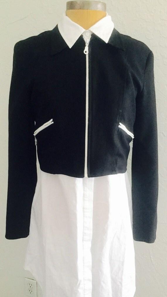 90s Trafaluc Cropped Jacket