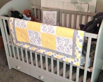 Custom Baby Quilt, Baby Quilt, Customized Baby quilt, Girl custom baby quilt, boy custom baby quilt, personalized baby quilt, custom baby