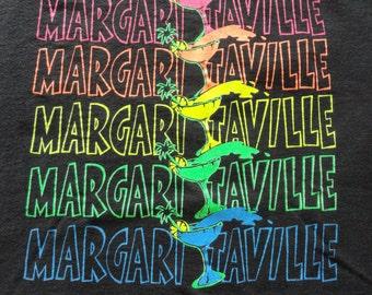 vintage 1990s Jimmy Buffett's Margaritaville Key West Florida FL t-shirt – L