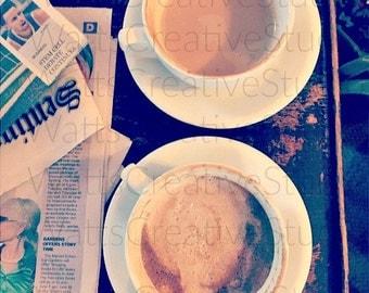Coffee Date Photography | Stock Photo | Coffee