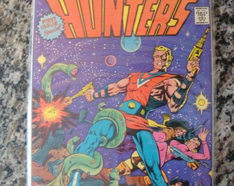 Star Hunters Issue #1