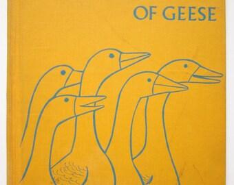 Paul Galdone, A Gaggle of Geese