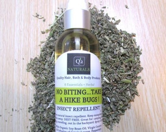 20% OFF! Natural Insect Repellent|Essentials & Catnip|Repellent That Works|DEET FREE Spray| 8 Essential Oils| Bug Off Herbal Mosquito Oil