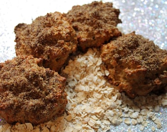 Oat & Flax Cakes