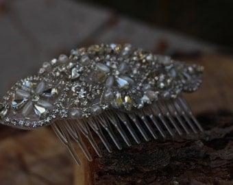 ARIANA - Rhinestone Bridal Comb