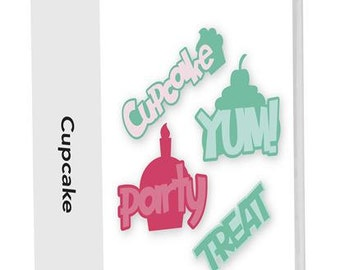 Cricut Lite Cupcake Cartridge
