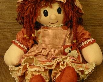 Rag Doll - Peach
