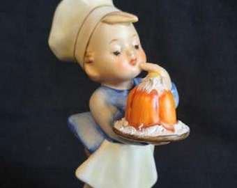 Baker Hummel Figurine