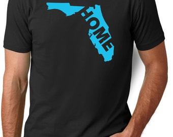 Florida Home Shirt Home State Shirts Florida Shirt Florida T Shirt Home State T Shirt Florida Native Miami Shirt Tampa Orlando Jacksonville