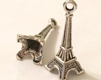 Eiffel Tower keyring | 0074-KR