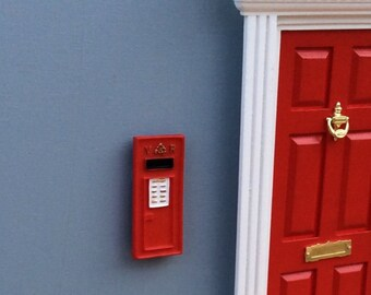 Postal Box  for Magic Fairy Door and Dolls House