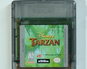 Tarzan for Gameboy Color