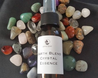 Earth Blend Crystal Essence