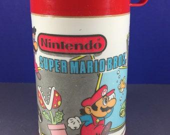 Nintendo Super Mario Bros Thermos