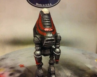Protectron (Nuka-Cola Security Edition) 6 & 9 Inch Variations