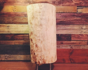 Sycamore Tree End Table