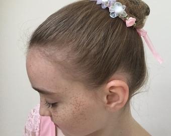 BUNFUN™ Flower Wreath Garland for your Ballet Bun - Set of Three