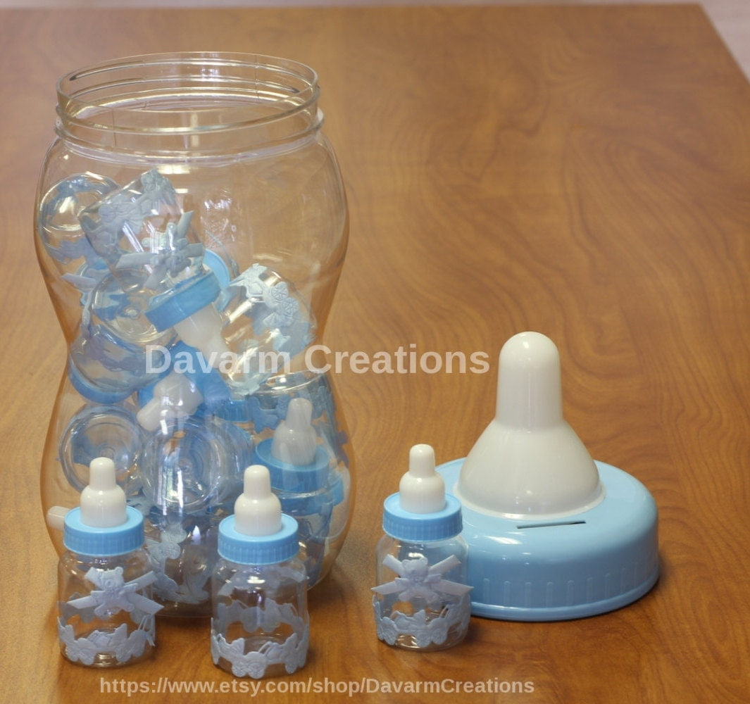jumbo baby bottle baby shower baby shower favors baby shower