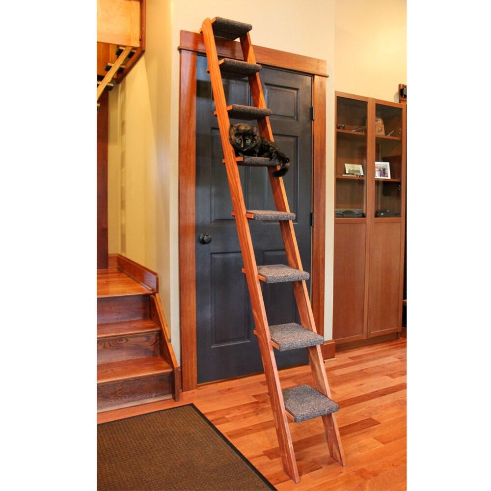 8 Step Cat Ladder