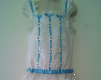 Child Dance Costume-Competition Custom Character or Theatre-Child M