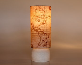 Nautical lamp etsy table lamps perfect for your favorite desk lamp or anywhere you need design light and gumiabroncs Images