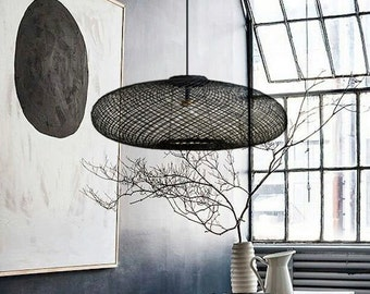 Lighting hanging,pendant lighting,rustic lighting,hanging lamp,pendant lamp, SIZE M