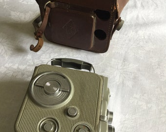 Vintage Eumig C3 standard 8mm movie camera made in Austria