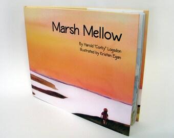 Marsh Mellow children's picture book