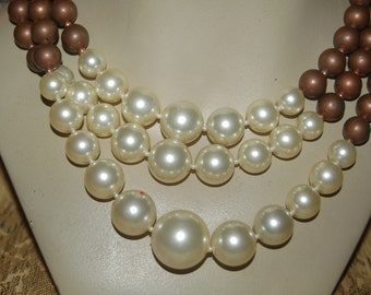 1980's Working Girl Necklace