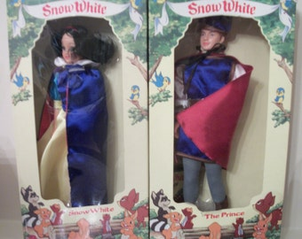 Snow White and the Prince, 1990 by Bikin Express LTD., Disney