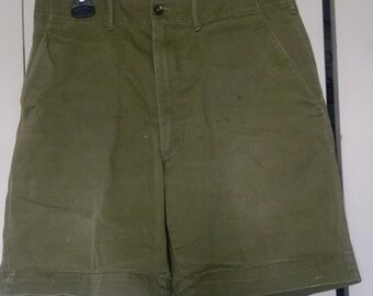 1960s Boy Scouts of America Shorts