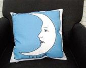 """16""""x16"""" La Luna Lotería Cushion Cover - Pillow Case"""